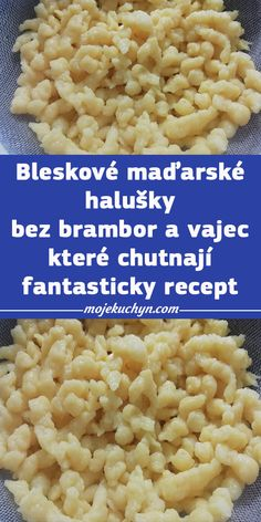 Czech Recipes, Yummy Food, Tasty, Recipies, Food And Drink, Meals, Vegetables, Cooking, Kitchen