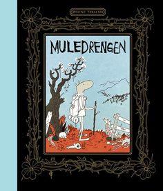 Børnebog - Muledrengen - Øyvind Torseter