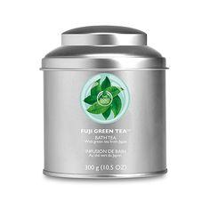 Fuji Green Tea™ Bath Tea   The Body Shop
