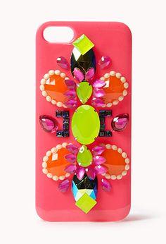 Dazzle 'Em Neon Phone Case   FOREVER21 - 1000091884