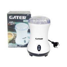 Gater household electric coffee grinder small electric coffee grinder coffee grinder white