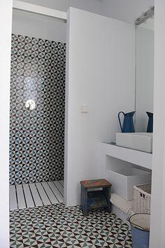 Azulejos vintage, me encantan.  Plus de découvertes sur Déco Tendency.com #deco #design #blogdeco #blogueur