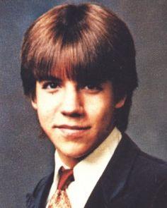 Kurt Cobain, Anthony Kiedis, Billy Corgan, Eddie Vedder, Tom Morello & Prince School Yearbook Photos | FeelNumb.com