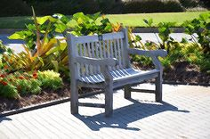 I uploaded new artwork to fineartamerica.com! - 'An Empty Bench ' - http://fineartamerica.com/featured/an-empty-bench-lanjee-chee.html
