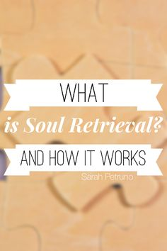 Originally written in July 2014 - this post has been revised and updated from the original. _ To talk about soul retrieval, we have. Self Treatment, Holistic Remedies, Holistic Healing, What Is A Soul, Reiki Therapy, Trauma Therapy, Reiki Courses, Learn Reiki