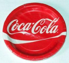 Coca Cola Paper Plate Holder   Coca Cola   Pinterest   Plate holder ...