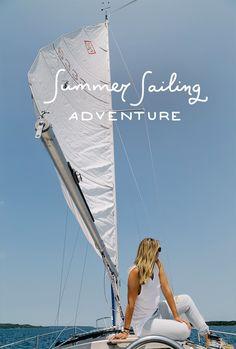 A Summer Sailing Adventure