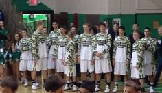 Camouflage basketball shooter shirts in any color camo.  We make everything for…