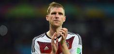 Arsenal-Verteidiger: Mertesacker tritt aus Nationalelf zurück - SPIEGEL ONLINE - Nachrichten - Sport