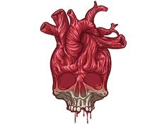 Dead Heart by Akmal Abdurrahman
