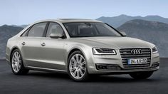 Launched: Refreshed #Audi #A8L