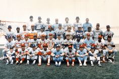 1975 National League All Star Team | Taken on Monday, July 1… | Flickr - Photo Sharing!