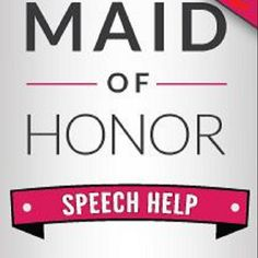 Complete Maid Of Honor Speech: your best maid of honor speeches sample Social Security Office, Android Book, Maid Of Honor Speech, Wedding Songs, Mobile Application, Confident, Punch, Bridal Shower, Stage