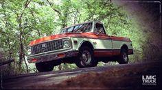 LMC Truck's 1972 Chevy Cheyenne