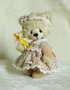 cute fluffy teddy