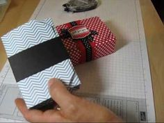 ▶ one box with one sheet of 12x12 designer paper - YouTube