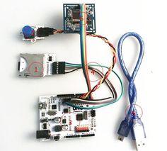 Use OV7670 Camera Module with Arduino