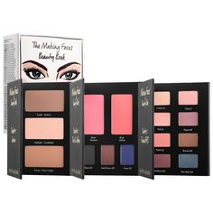 New At Sephora - KEVYN AUCOIN The Making Faces Beauty Book
