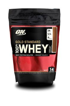 Optimum Nutrition (ON) 100% Whey Gold Standard - 1 lb (Double Rich Chocolate)     Click here to buy     About the Product     24 grams ...