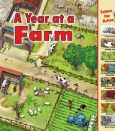 A Year At A Farm PDF