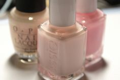 I like the Essie ballet shoes, its the perfect pale pink which I just love makes your nails look perfect