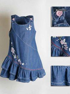 платье из старых джинсов своими руками: 55 тис. зображень знайдено в Яндекс.Зображеннях