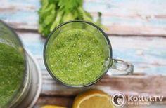 Zielony detox sok