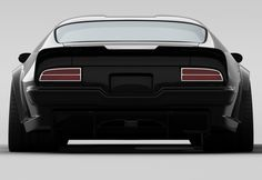 Back (via Pontiac Firebird Twin-turbo)