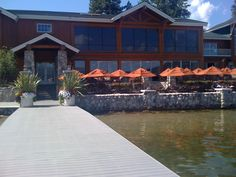 The Shore Lodge, McCall, Idaho