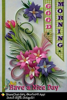 Neli is a talented quilling artist from Bulgaria. Her unique quilling cards bring joy to people around the world. Neli Quilling, Paper Quilling Flowers, Paper Quilling Cards, Quilling Work, Paper Quilling Patterns, Quilling Designs, Paper Flowers Diy, Flower Crafts, Quilling Tutorial