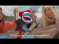 Kids' CBC: L'Aviron Traditional French Canadian song performed by puppets with English translation subtitles. French Classroom, My Ancestors, English Translation, Teaching French, France, Puppets, Children, Kids, Roots