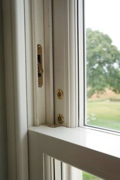 Mumford & Wood timber sash window