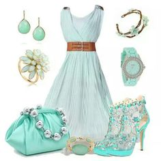 Wedding outfit