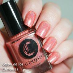 Cirque nail polish: Luminous Owl
