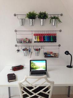 Art Student room. #IKEAenik