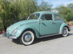 1962 Volkswagen Beetle Beetle Ragtop