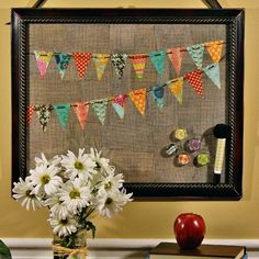 Magnetic Board 14x17 Dry Erase Board by TheArtfulMessage on Etsy, $59.99