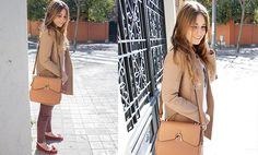 El #camel es #tendencia, será uno de los colores básicos de la #primavera. Todo un clásico en el mundo de la #moda y de la mujer. #elrincondemoda #erdm