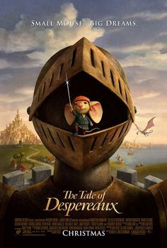 The Tale of Despereaux (2008) Poster