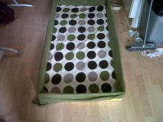 How to make a fleece cage liner (with pic's) for hedgehog etc -The Guinea Pig Forum