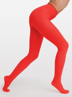 American Apparel - Opaque Pantyhose...they have these in every color imaginable!!!! For MOH and bridesmaids!!!