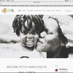 """The Archibald Project on Instagram: """"We are SO excited about this new website we just designed and launched for Heal Ministries If you're looking for a new website or social media class, shoot us an email, THE ARCHIBALD PROJECT"""