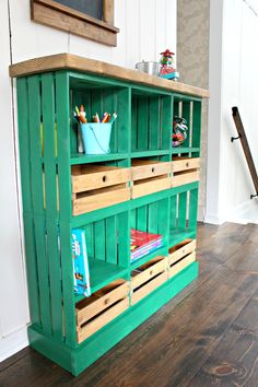 30 Diy Wood Crate Up Cycle Ideas And Projects Diy