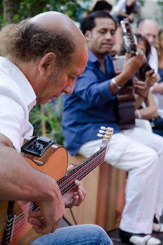 Jorge Galbassini und Julio Gordillo spielen Tangos und Chacareras
