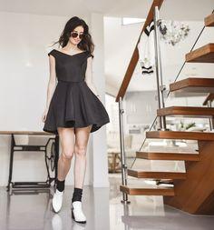Elle-May Leckenby: Womens Oversize Cat Eye Designer Fashion Sunglasses 9281
