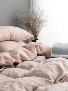 Poederig linnen: van de keuken tot in bed