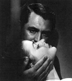 Cary Grant and Ingrid Bergman | Notorious