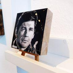 Der legendäre Charles Bronson... jetzt als ARTY für Deine Wand.