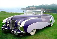 Car designer James Savchik -  Cadillac» (Cadillac) Series 62, 1948