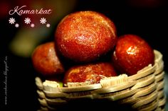 Kamarkat - a sweet made with jaggery and coconut by Amudha #sweets #desert #yum
